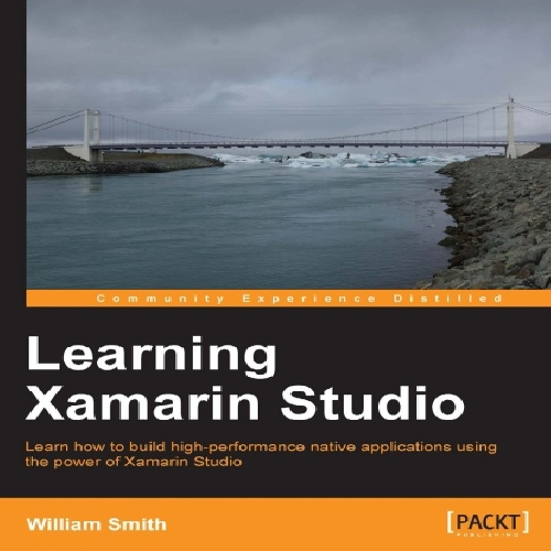 کتاب Learning Xamarin Studio سال انتشار (2014)