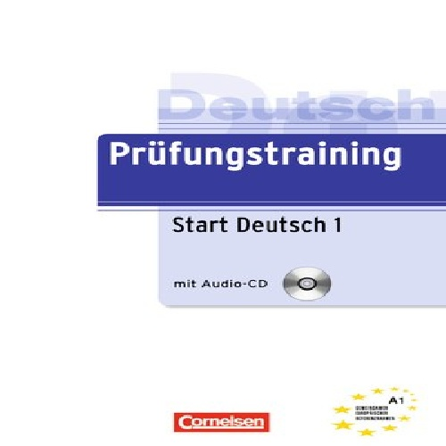 جواب تمارین کتاب Prufungstraining Start Deutsch A1
