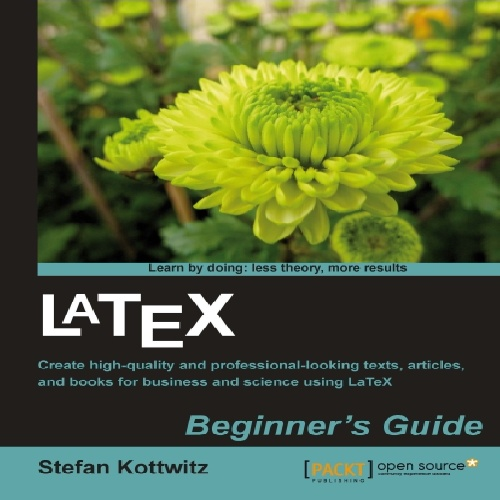 کتاب LaTex Beginners Guide سال انتشار (2011)