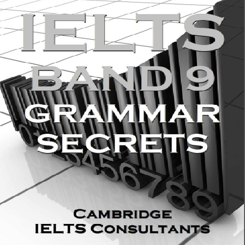کتاب IELTS BAND 9 GRAMMAR SECRETS