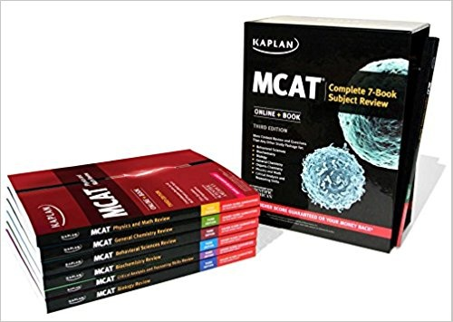 کتاب MCAT Complete 7-Book Subject Review - ویرایش سوم (2016)