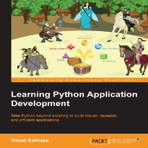 کتاب Learning Python Application Development سال انتشار (2016)
