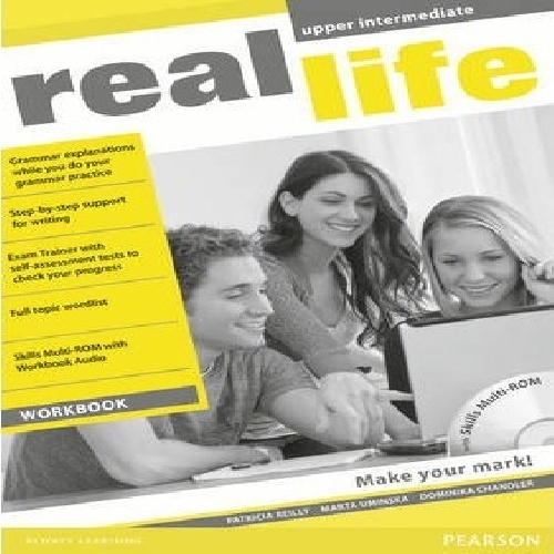 جواب تمارین کتاب کار Real Life Global Upper Intermediate Workbook