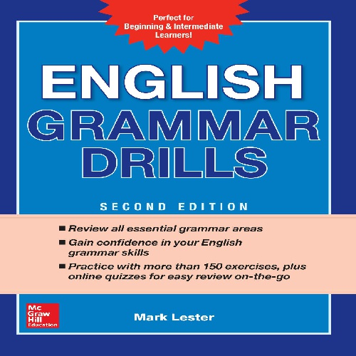 کتاب English Grammar Drills - ویرایش دوم (2018)