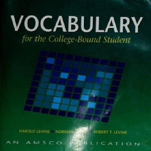 پاسخ تمارین کتاب Vocabulary For The College-Bound Students Fourth Edition