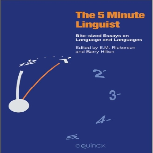 کتاب The Five Minute Linguist - ویرایش دوم (2006)