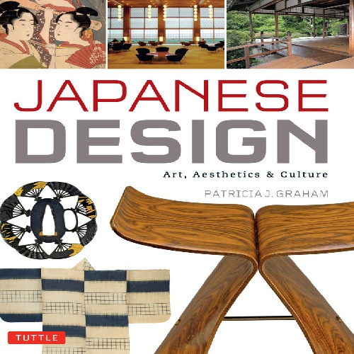 کتاب Japanese Design, Art, Aesthetics and Culture