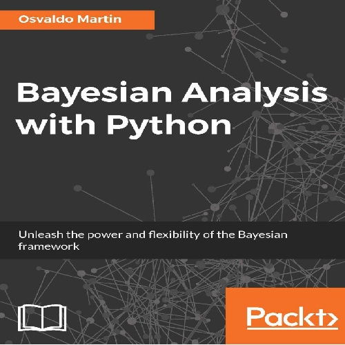 کتاب Bayesian Analysis with Python سال انتشار (2016)